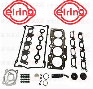 oem Elring (Made in Germany)   Head Gasket Set 1.8-Liter Turbo Audi/Vw