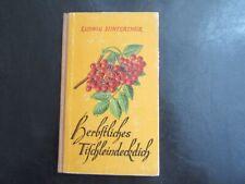 Herbstliches Tischleindeckdich-Ludwig Hinterthür-Beeren&Früchte des Waldes-DDR51