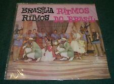 Ritmos Do Brasil Brasilia Ritmos~RARE Brazil Samba Import LP~FAST SHIPPING!!!