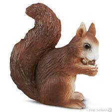 NEW SCHLEICH 14252 Squirrel Eating - RETIRED