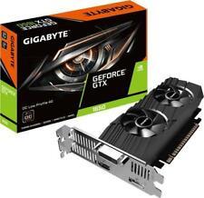 Gigabyte GTX 1650 OC Low Profile 4G, 4 GB GDDR5, DVI, HDMI, DP