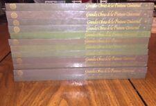 Grandes Obras de la Pintura Universal Complete Set Of 12 Hardcover Lot