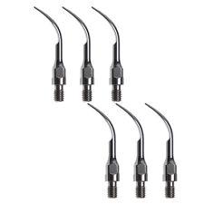 6 X Dental Ultrasonic Scaler Scaling Tip GS1 fit SIRONA Ultrasonic Scaler
