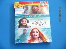 WRINKLE IN TIME (BLU-RAY + DVD + DIGITAL) TARGET EXCLUSIVE