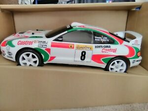 Rare Tamiya 1/10 Toyota Celica GT Four 97 Monte Carlo 4wd rc roller expert built