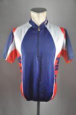 Fila Rad Trikot blau 90er Fahrrad Gr. 6 XL 58cm Bike cycling jersey Shirt G8 8f65c8f4a
