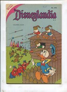 DISNEYLANDIA #3 SPANISH FOREIGN ISSUE! (7.0) 1968