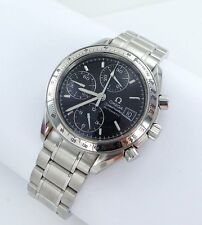 Omega Speedmaster Chronograph Automatic Men's Watch Steel Papiere