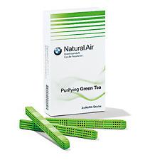 Genuine BMW Car Care Natural Air Car Freshener Green Tea Refill