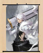 Anime D.Gray-man Allen Walker Home Decor Poster Wall Scroll cos gifts 60*90cm