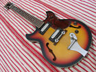 Guitare hollow body Teisco EP?T Japan 60's/70's