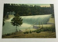 "VTG 1930s Mini Photographs Souvenir Pictures 3X2""Missouri Ozarks Powersite Dam"