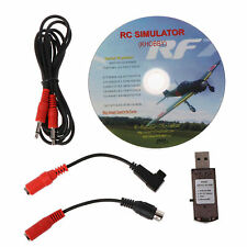 22In1 USB rc simulatore di volo cavo per G7 Phoenix 5.0 XTR AeroFLY VRC FPV Racing
