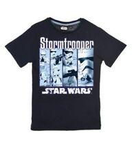 T-shirts et hauts manches courtes en polyester pour garçon de 7 à 8 ans