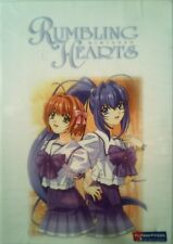 RUMBLING HEARTS Volume 1 The First Five Episodes of the Series SEALED DVD