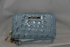 Brahmin Melbourne Collection Riley Wristlet Wallet - Sky - J21 151