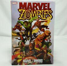 Marvel Zombies Zomnibus Omnibus Hardcover Graphic Novel Huge Comic Book 2012