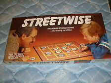 NEW HOYLE STREETWISE BOARD GAME #7025 NEW **RARE**