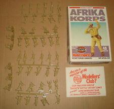 Airfix 01711-6 S11 1/72 Ho/oo World War 11 Afrika/africa Korps 1980