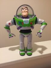 Disney Buzz Lightyear Talking Action Figure THINKWAY TOY toy story Fully Working