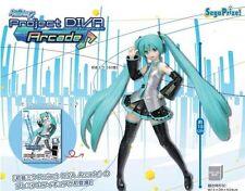 Vocaloid 2: Miku Hatsune Project Diva Arcade PM Figure *NEU*
