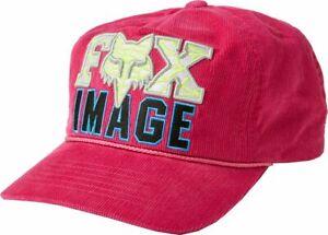 Fox Racing Venin Image Snapback Cap Pink