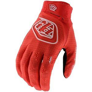 Troy Lee Designs Air Gloves Youth Kids Mx Motocross Bmx Mtb Dh Cycling ORANGE