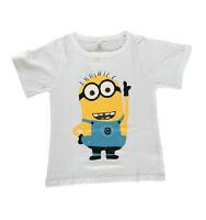 Moi Moche et Mignon Enfants Garçon Fille Favori Haut T-shirt 2 3 4 5 6 7 Ans