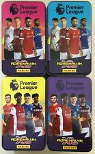 More details for panini premier 2021/22 adrenalyn xl all 4 empty classic mega tins
