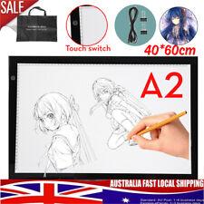 A2 LED Tracing Light Box Stencil Drawing Board Pattern Art Design Pad Xmas Gift