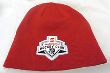 Scotia Bank NHL Hockey club  cap hat beanie red