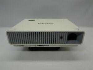 Casio XJ-M251 1800:1 3000 ANSI Lumens DLP Video Projector w/Lamp *No Remote*
