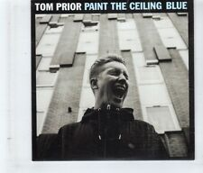 (HK813) Tom Prior, Paint The Ceiling Blue - 2015 DJ CD