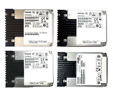 "Toshiba Enterprise 1.6T 3.2T 3.84T 2.5"" SAS SSD 12GB/s Attached PX05SRB Driver"