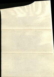 1930 Waynesboro Pennsylvania (PA) Letter House of Representative Committe on Pri