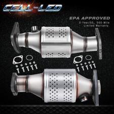 Fits 05-18 Nissan Pathfinder Catalytic Converter Set 4.0L Front Pair Direct Fit