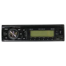 AKAI AK-201 2 Channel Single DIN MP3 WMA Player AM/FM Car Radio USB 4 x 50W 12V