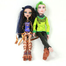 Monster High Comet Crossed Couple Cleo Deuce Gorgon 11in Doll Set Boo York Shoes