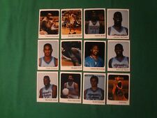 SET OF 12 SAGINAW GREAT LAKERS BASKETBALL CARDS