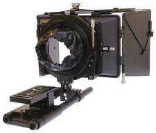 Cavision 4x5.65 Matte Box Package for DSLR / AF100 / Black Magic
