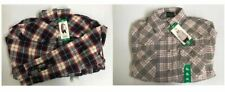 NEW Jachs Girlfriend Women's Faux Fur Lined Flannel Shirt - VARIETY