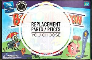 Balloon Lagoon Game Replacement Parts and Pieces Cranium 2004 - You Pick