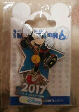 PIN RUN / Semi Marathon MICKEY CELEBRATION OE 2017 Disneyland Paris