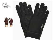 COTTON RIDING GLOVES SHOWING DRESSAGE JUMPING HORSE EQUESTRIAN FREE DELIVERY