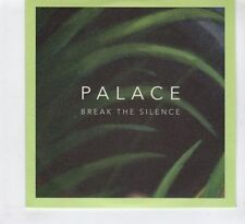 (HD42) Palace, Break The Silence - 2016 DJ CD
