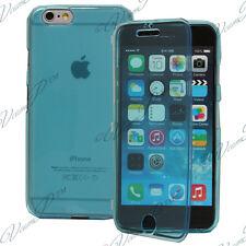 """Accessoire Housse Coque Etui Portefeuille Livre BLEU Apple iPhone 6S 4.7"""" Pouce"""