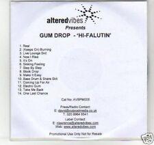 (F781) Gum Drop, Hi-Falutin - DJ CD