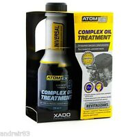 XADO Atomex Complex Oil Treatment Antismoke Revitalizant Additive