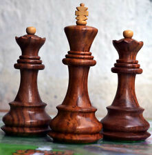 Zagreb'59 Dubrovnik Bobby Fischer HistoricChess Set Classically Carved 34 Pieces
