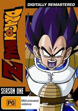 Dragon Ball Z: Season 1 - Digitally Remastered NEW R4 DVD